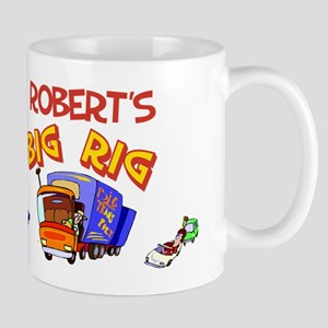 Robert's Big Rig Mug