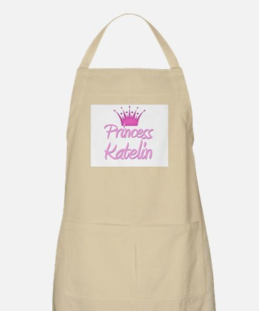 Princess Katelin BBQ Apron
