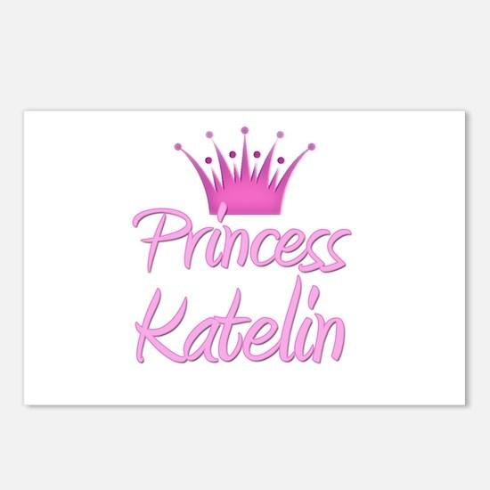 Princess Katelin Postcards (Package of 8)