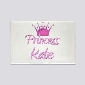 Princess Kate Rectangle Magnet