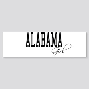Alabama Girl Bumper Sticker