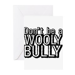 Wooly Bully Greeting Cards (Pk of 20)