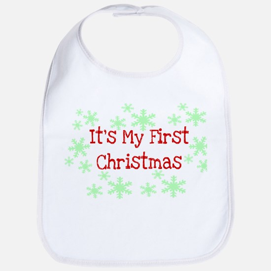 It's My First Christmas (Snow Bib