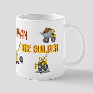 Ryan the Builder Mug
