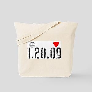 President Obama inauguration date Tote Bag