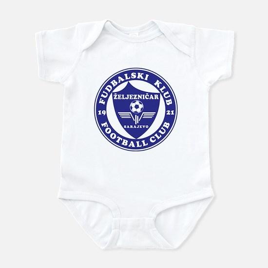 FK Zeljeznicar Infant Bodysuit