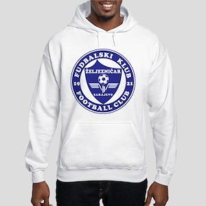 FK Zeljeznicar Hooded Sweatshirt