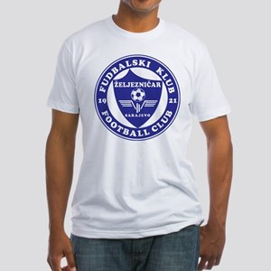 FK Zeljeznicar Fitted T-Shirt