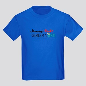 G-Daddy's Angel Kids Dark T-Shirt