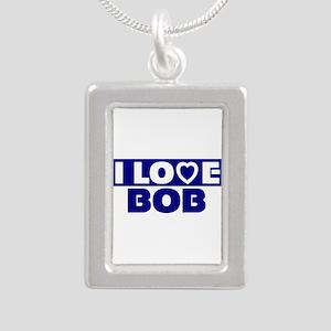 I love Bob Necklaces