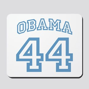 OBAMA 44 Mousepad