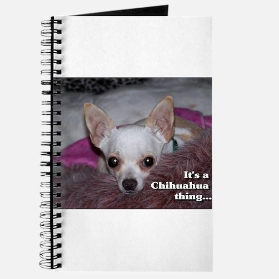Unique Rescue shelter Journal