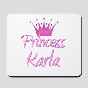 Princess Karla Mousepad