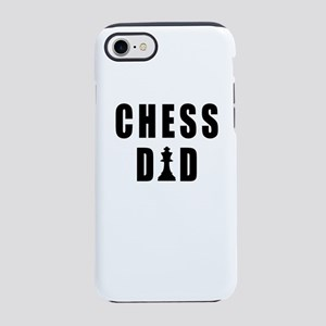 Funny Chess Dad Quote iPhone 8/7 Tough Case