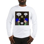 Train Tunnel and Caving Long Sleeve T-Shirt