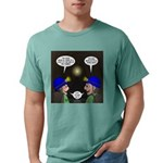 Train Tunnel and Caving Mens Comfort Colors® Shirt