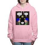 Train Tunnel and Caving Women's Hooded Sweatshirt