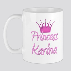 Princess Karina Mug