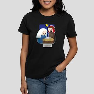 Nativity Women's Dark T-Shirt