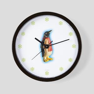 Penguin Small Wall Clock