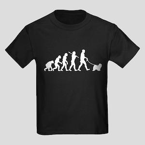 Tibetan Terrier Kids Dark T-Shirt