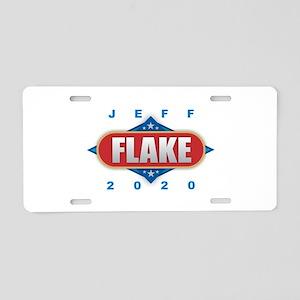 Jeff Flake 2020 Aluminum License Plate