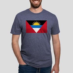 Antigua & Barbuda Flag T-Shirt