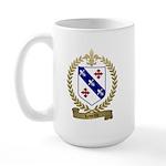 LEVEILLE Family Large Mug