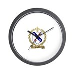 LEVEILLE Family Wall Clock