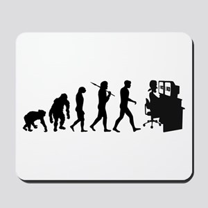 Film Editor Evolution Mousepad