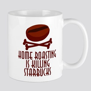 Home Roasting Mug