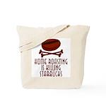 Home Roasting Tote Bag