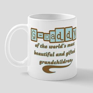G-Daddy of Gifted Grandchildren Mug