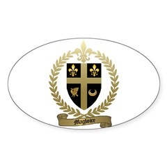 MAGLOIRE Family Oval Decal