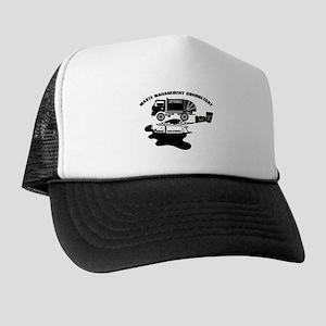 Sopranos Waste Management Trucker Hat