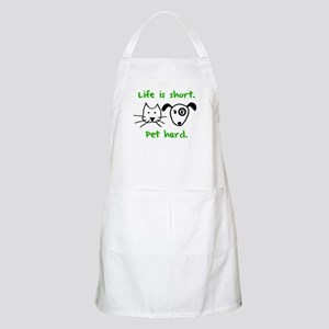 Pet Hard (Pets) BBQ Apron