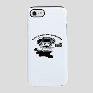 Sopranos Waste Management iPhone 8/7 Tough Case