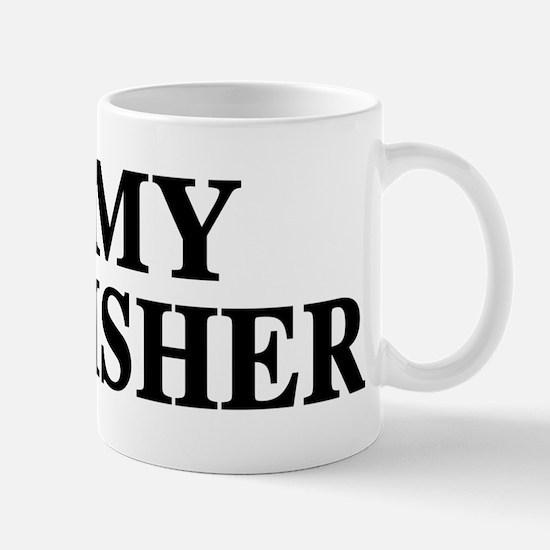I Love My Publisher Mug