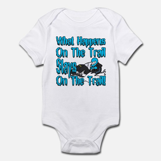 On The Trail Infant Bodysuit