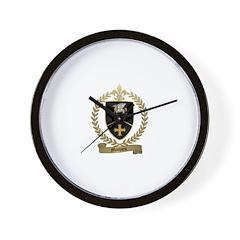 MATHIEU Family Wall Clock