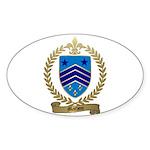 MATHON Family Oval Sticker