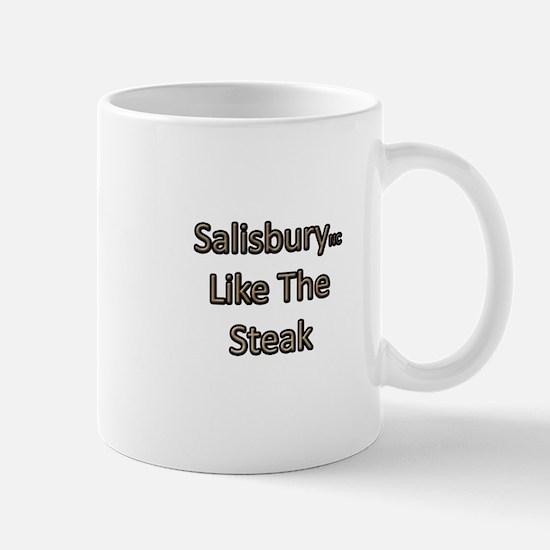 Salisbury, Like The Steak Mug