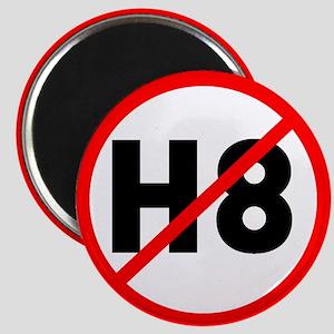 No H8 Magnet