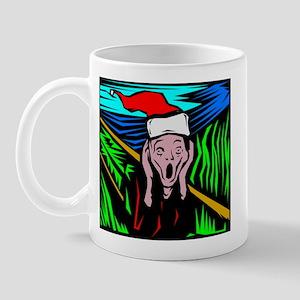 The Christmas Scream Mug