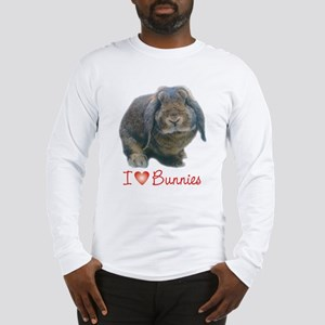 bunny lover Long Sleeve T-Shirt