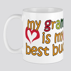My Grampy is My Best Buddy Mug