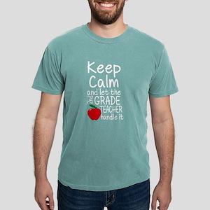 Keep Calm And Let The 2nd Grade Teacher Ha T-Shirt
