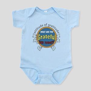 Atttitude of Gratitude Infant Bodysuit