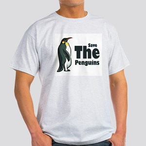 Save the Penguins Light T-Shirt