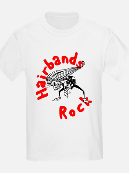 Hairbands Rock Ash Grey T-Shirt